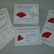 Bruchrechenkartei 2 - Multiplikation und Division