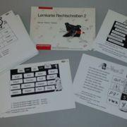 Lernkartei Rechtschreiben 2