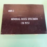50 Mineralien