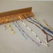 Kurze Perlenkette
