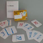 Kartenspiel zum 1 + 1
