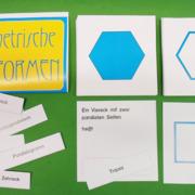 Geometrische Formen leicht begreifbar gemacht