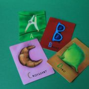 BuchstaBilder - Kartenset