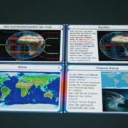 Die Erde - Kartei 2