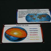 Die Erde - Kartei 1