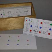 Stöpselkarten zur Lautwahrnehmung