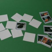 Schmetterling - Kartenlegespiel