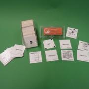 """Kartenspiel """"Paare suchen"""" zur Lese- und Rechtschreibübung im 1. - 2. Schuljahr"""