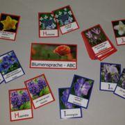 Blumensprache-ABC