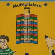 Mathe-Ass Rechenscheibe Multiplikation