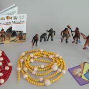 Themenkiste S - Die Geschichte von der Entwicklung vom Affen zum Menschen