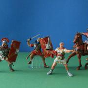 Spielfiguren Römer