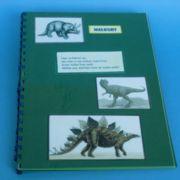 Dinosaurier-Malkurs
