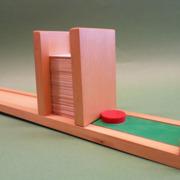 Der Turm - Silbentrennung
